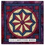 210 Carpenter's Wheel