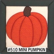 510 Mini Pumpkin