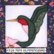528 Mini Humming Bird