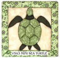 543 Mini Sea Turtle