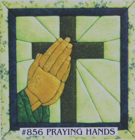 856 Praying Hands