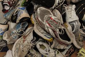 Do Not Trash Your Used Shoes: Donate Them Instead