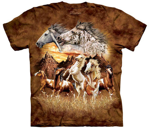 Horse T-Shirt | Find 15 Horses Adult-Gifts from DePanda
