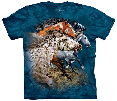 Horse T-Shirt | Find 13 Horses Adult-Gifts from DePanda