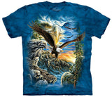 Eagle T-Shirt | Find 11 Eagles Adult-Gifts from DePanda