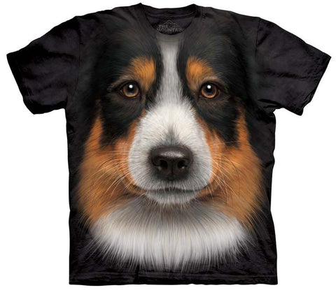 Dog T-Shirt | Australian Shepherd Adult-Gifts from DePanda