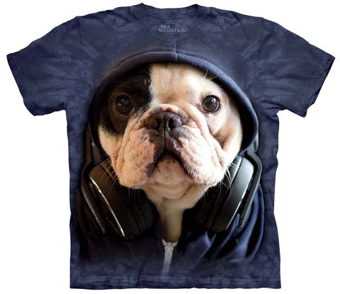 Dog T-Shirt | DJ Manny Adult-Gifts from DePanda