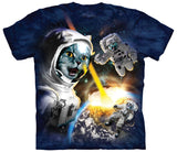 Cat T-Shirt | Cataclysm Adult-Gifts from DePanda