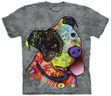 Dog T-Shirt | Pure Joy Adult-Gifts from DePanda