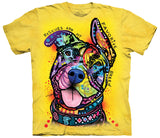 Dog T-Shirt | My Favorite Breed Adult-Gifts from DePanda