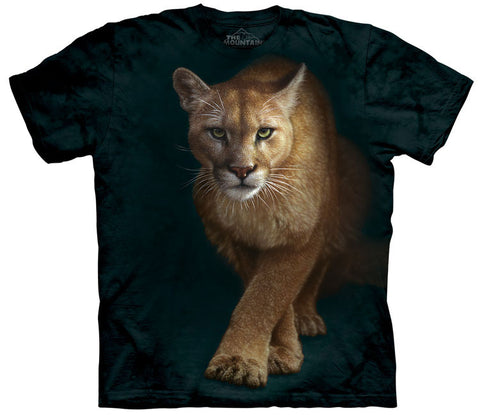 Cougar T-Shirt | Emergence Adult-Gifts from DePanda