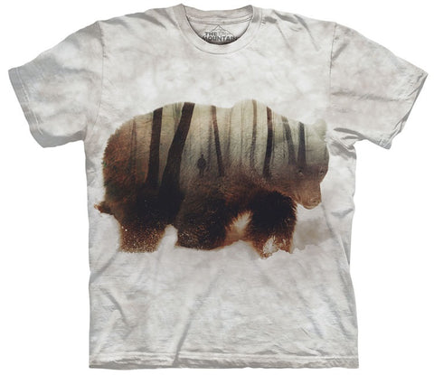 Bear T-Shirt | Insight Adult-Gifts from DePanda