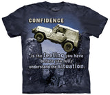 4WD T-Shirt | Jeep Outdoor Adult