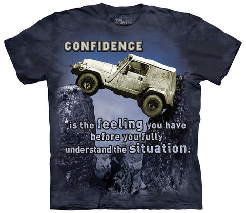 4WD T-Shirt | Jeep Outdoor Adult-Gifts from DePanda