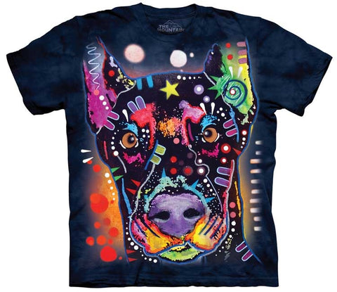 Dog T-Shirt | Russo Doberman Adult-Gifts from DePanda