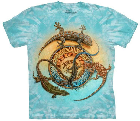 Gecko T-Shirt | Mibre Journey Adult-Gifts from DePanda