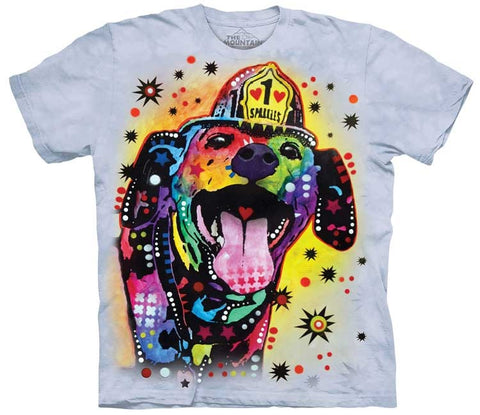 Dog T-Shirt | Sparkles Adult-Gifts from DePanda