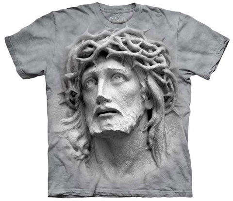Spiritual T-Shirt | Crown of Thorns Adult-Gifts from DePanda