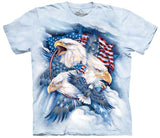 Eagle T-Shirt | Allegiance Adult-Gifts from DePanda