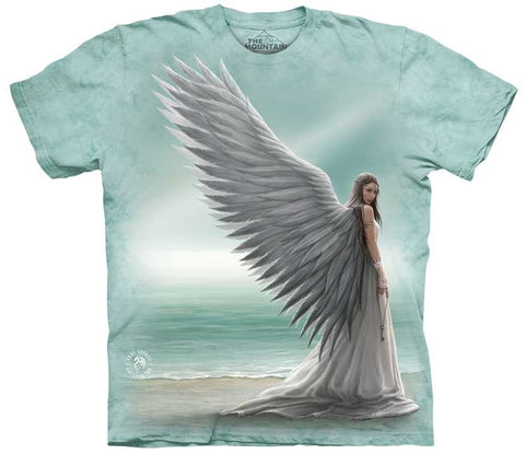 Angel T-Shirt | Spirit Guide Adult-Gifts from DePanda