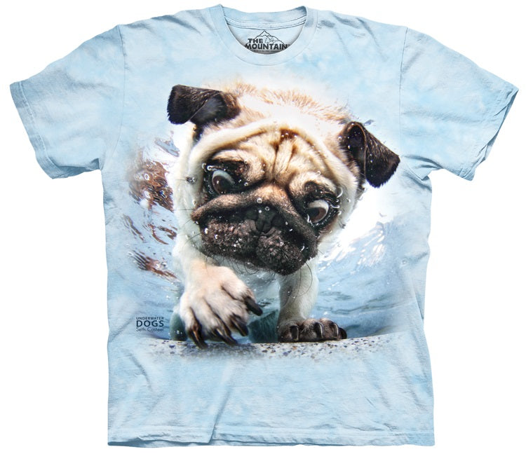 Dog T-Shirt | UWD Duncan Adult-Gifts from DePanda