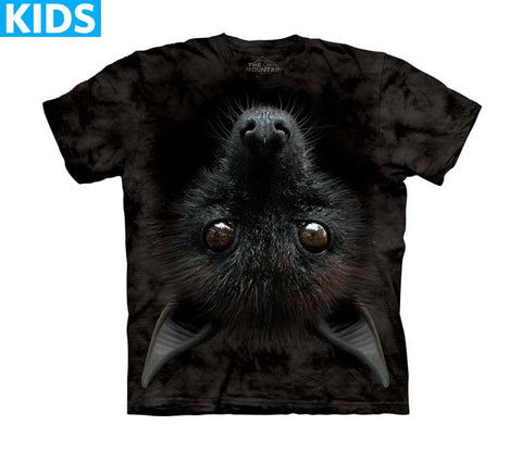 Bat T-Shirt | Bat Head Kids-Gifts from DePanda