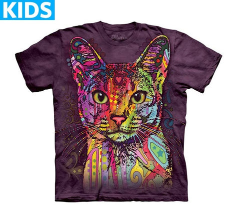 Cat T-Shirt | Abyssinian Kids-Gifts from DePanda
