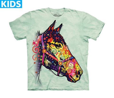 Horse T-Shirt | Funky Horse Kids-Gifts from DePanda