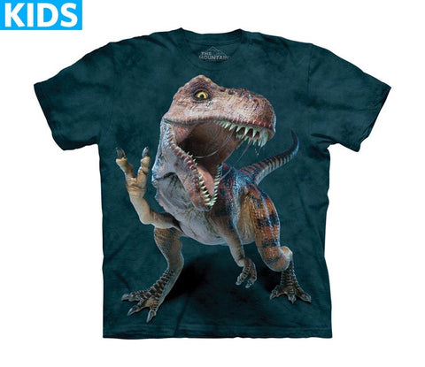 Dinosaur T-Shirt | Peace Rex Kids-Gifts from DePanda