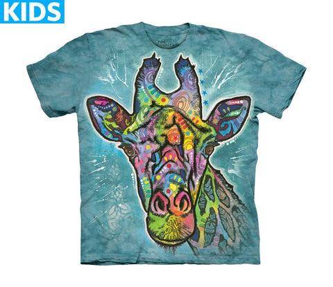 Giraffe T-Shirt | Russo Giraffe Kids-Gifts from DePanda