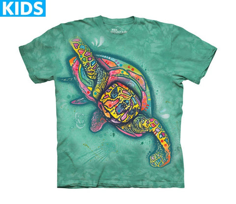 Sea Turtle T-Shirt | Russo Turtle Kids-Gifts from DePanda