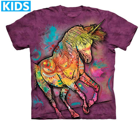 Unicorn T-Shirt | Russo Unicorn Kids-Gifts from DePanda