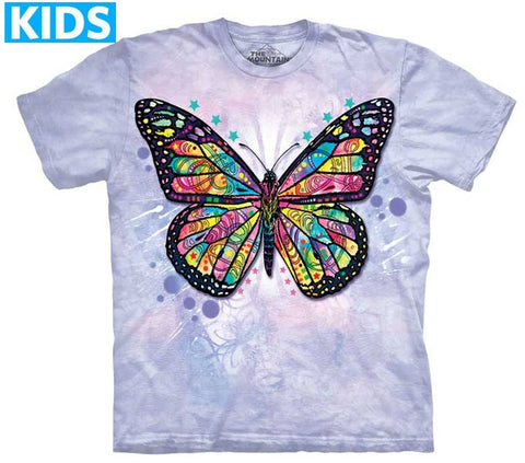 Butterfly T-Shirt | Butterfly Kids-Gifts from DePanda