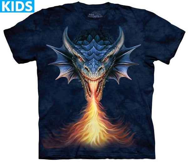 Dragon T-Shirt | Fire Breather Kids