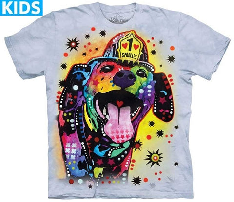 Dog T-Shirt | Sparkles Kids-Gifts from DePanda