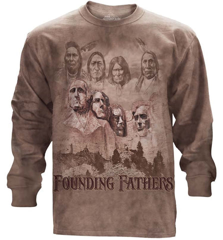 Indian Long Sleeve | The Founders-Gifts from DePanda