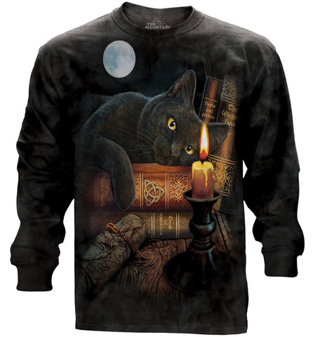 Cat Long Sleeve | The Witching Hour-Gifts from DePanda