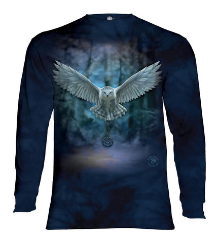 Owl Long Sleeve | Awake Your Magic-Gifts from DePanda