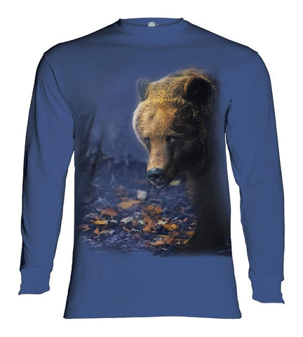 Bear Long Sleeve | Foraging-Gifts from DePanda