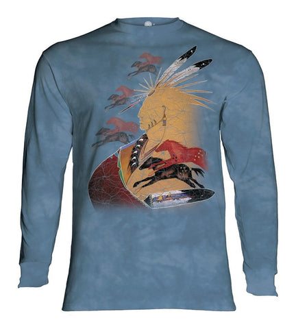 Indian Long Sleeve | Future Horse Vision-Gifts from DePanda