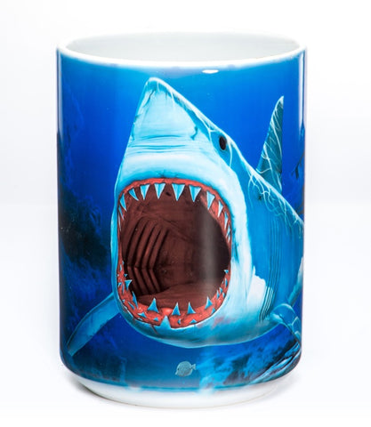 Shark Coffee Mug | Shark Bite