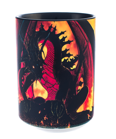 Dragon Coffee Mug | Fireball