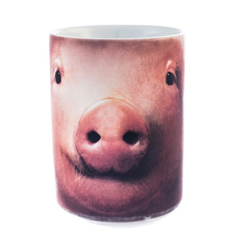 Pig Coffee Mug | Pig Face