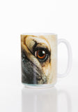 Dog Coffee Mug | Pug Face