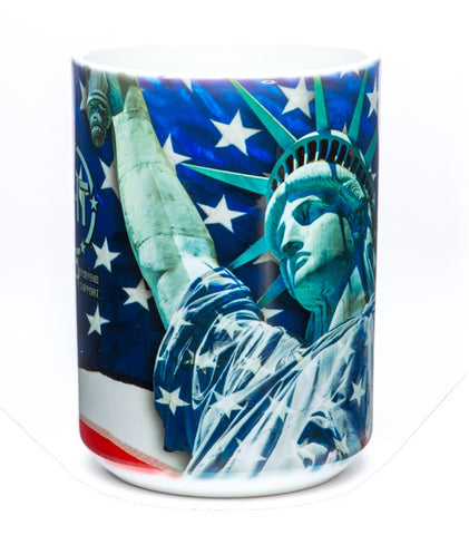 Military Coffee Mug | Defending Liberty