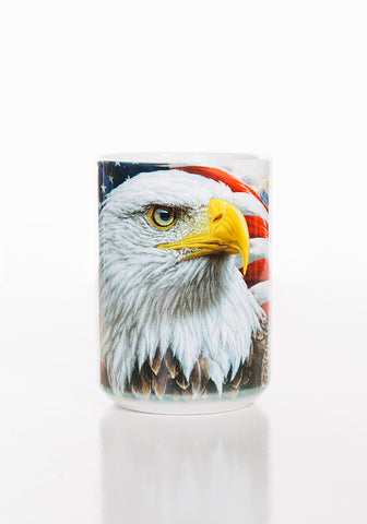 Eagle Coffee Mug | Independence Eagle-Gifts from DePanda
