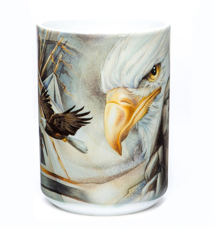 Indian Coffee Mug | Eternal Spirit