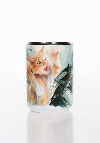 Kitten Coffee Mug | Krakitten-Gifts from DePanda