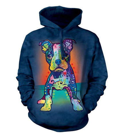 Dog Hoodie Sweatshirt Adult | On My Own-Gifts from DePanda