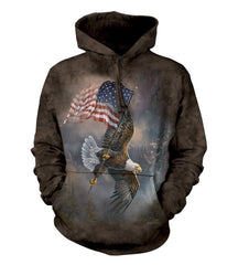The Mountain Hoodie Sweatshirt